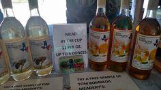 Tom Bombadil Meads at Gruene Market Days Honest Tea, Mead, Water Bottle, Marketing, Drinks, Pump, Drinking, Beverages, Water Bottles