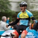 Camel City's Travis McCabe Solos To Victory In Winston-Salem Cycling Classic