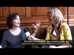 How to manifest with ease ? Attracting all your heart desires - Sonia Choquette it's all about the feeling.