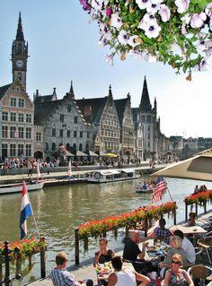 Ghent, Belgium   http://www.vacationrentalpeople.com/vacation-rentals.aspx/World/Europe/Belgium