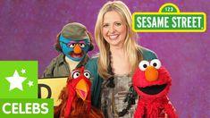 Sesame Street: Sara Michelle Gellar