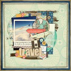 Travel - Scrapbook.com