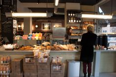 Westhoff: werkplek en (food)shop