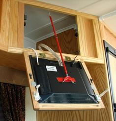 RV TV Mount Installation Ideas and Resource - Camper Life Camper Life, Rv Campers, Camper Trailers, Rv Life, Travel Trailers, Happy Campers, Rv Tv Mount, Transformers, Trailer Remodel