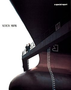 Xerox special report. Chermayeff & Geismar Love Design, Print Design, Web Design, Vintage Graphic Design, Graphic Art, Ivan Chermayeff, Typo Poster, Branding, Design History