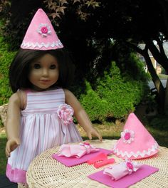 American girl party! By karenmomofthree on Etsy