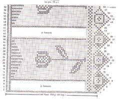 Patrones visillos de ganchillo - Imagui