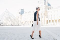 Damsel at Dior