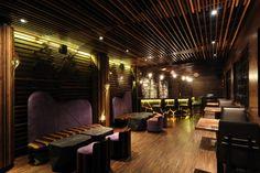 N Bar & Grill by Sumessh Menon + Associates, Mumbai   India restaurant bar