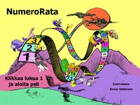 Numerorata Numerorata on suomenkielinen versio La Course aux Nombres -nimisestä lukumääräisyyden tajua harjoittavasta tietokonepelistä. Pelin on ideoinut ranskalainen neuropsykologi Stanislas Dehaene kollegansa Anna Wilsonin kanssa. Numerorata on tarkoitettu ensisijaisesti 5–8 -vuotiaille matematiikan oppimisvaikeuksia omaaville lapsille.