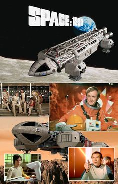 This television Sci-Fi adventure (forty-eight programs all together) was on television from 1973 to 1975 and  projected to take place in the distant future (1999, now the distant past) takes place on a rogue moon set adrift in space by a thermonuclear explosion, I have to admit I did enjoy watching this series when it ran in syndication.