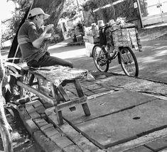 Breakfast Street Photography Jakarta