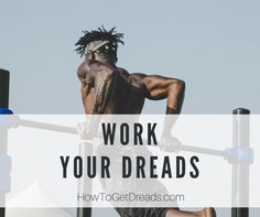dreadlock cool Work Your Dreads