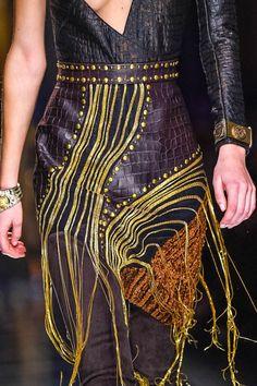 Balmain show during the Paris Fashion Week Womenswear Fall/Winter 2017/2018 on March 2, 2017 in Paris, France.