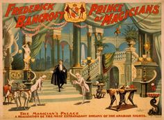 The Magician's Palace - a Realization of the Most Extravagant Dreams of the Arabian Nights