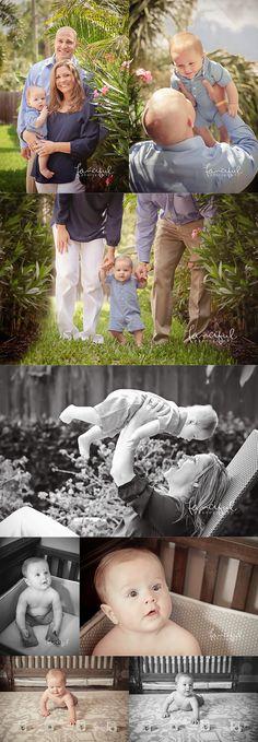 six-month lifestyle photos, sarasota baby photographer #photography, #baby,