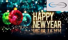 New Year New Moments New Adventures New Lessons New Memories New Challenges New Opportunities. Have a sparkling New Year Folks!