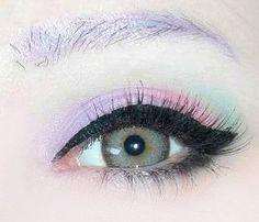 Pastel Goth Makeup | Kawaii Make-up