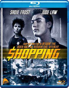 SHOPPING SEVERIN FILMS BLU-RAY
