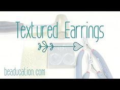 Adding Texture to Metal - Jewelry Making - YouTube
