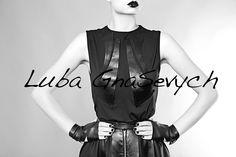 Luba GnaSevych SS14 collection Photography: www.id-newyork.com Hair/makeup: Gina Novotchin