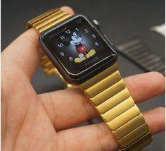 $34.98 (Buy here: https://alitems.com/g/1e8d114494ebda23ff8b16525dc3e8/?i=5&ulp=https%3A%2F%2Fwww.aliexpress.com%2Fitem%2F90-Original-Design-Stainless-Steel-Link-Bracelet-Band-Connector-Adapter-For-Apple-Watch-42MM-Strap-Buckle%2F32647728542.html ) Original Design Stainless Steel Link Bracelet Band + Connector Adapter For Apple Watch 42MM Strap Buckle For iPhone iWatch for just $34.98