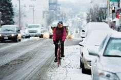 Read This If You're Thinking About Riding Your Bike in the Snow – Next City