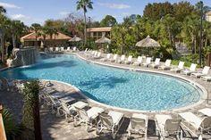 Main pool - Resort Area