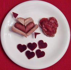 <3 Valentine's Dinner