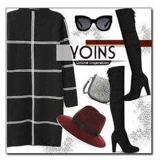 """YOINS"" by monmondefou ❤ liked on Polyvore featuring rag & bone, Karen Walker, women's clothing, women's fashion, women, female, woman, misses, juniors and yoins"