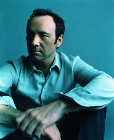 I've been in love with Kevin Spacey for forever.