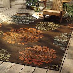 Hilo II Area Rug - Patio Rugs - Outdoor Rugs - All-weather Rugs - Rugs | HomeDecorators.com