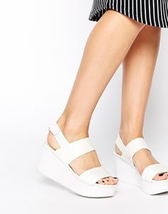 Truffle Collection Lesley Flatform Strap Sandals