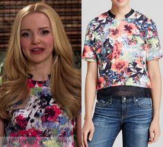 9d030ed9e7 Liv  amp  Maddie  Season 3 Episode 17 Liv s Floral Print Dress Liv Rooney