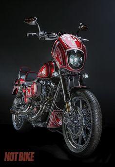 2003 Harley-Davidson FXDX Dyna #harleydavidsondynastreetbob