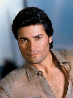 "Latin Singer ""Chayanne"" Candy for my eyes"