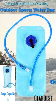 water  bag for your travelling,   get it @  http://www.gearbest.com/water-bag-_gear/?lkid=10379672
