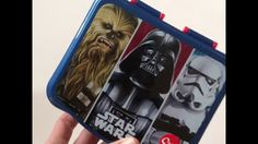 Star Wars madkasse - ny og sej model
