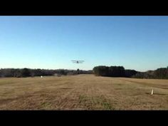 ▶ Candler Field Curtiss Jenny takeoff - YouTube