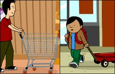 BrainPOP Jr. | Pushes and Pulls | Lesson Ideas- amazing site to show students videos!!!