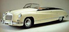 Fraschini 1947 Tipo-8C Monterosa