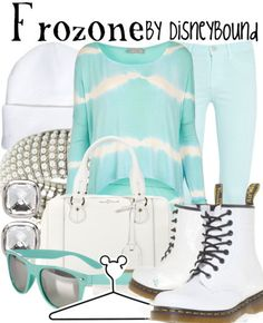 Frozone. by Disney Bound. Fashion Disney Outfit. The incredibles.