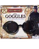 &&& Hot Halloween costume 2013 discount: Forum Novelties Steampunk Goggles One-Size Black - http://halloweencostumeideashere.com/hot-halloween-costume-2013-discount-forum-novelties-steampunk-goggles-one-size-black/