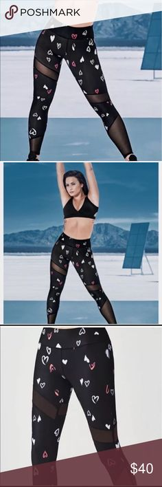 Demi Lovato •Limited Edition• Fabletics Leggings LIMITED EDITION Demi Lovato Fabletics Leggings. Previously bought on here but they didn't fit me :( Super cute and brand new with tag, never worn before! Selling them for the same price I bought them at. I'm open to any reasonable offers! Make me an offer! Fabletics Pants Leggings