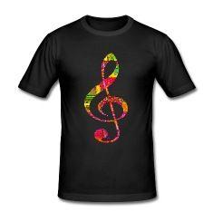 Tee shirts Clé De Sol   Spreadshirt