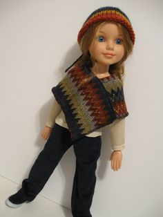 "MAD for MISSONI"" BFC dolls. $30.00, via Etsy."