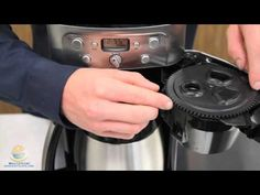 Cuisinart Grind and Brew Thermal Automatic Coffee Maker Grinder Brewer Thermal Coffee Maker, Best Drip Coffee Maker, Cheap Coffee Maker, Coffee Maker Reviews, Charcoal Water Filter, Coffee Brewer, Great Coffee, Coffee Machine, Food Processor Recipes
