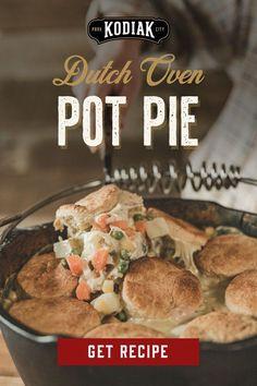 Dutch Oven Chicken, Dutch Oven Cooking, Dutch Oven Recipes, Turkey Recipes, Fall Recipes, Chicken Recipes, Cooker Recipes, Crockpot Recipes, Appetizer Recipes