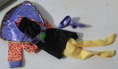 Vintage Jem Holograms Misfits Doll Fashion 23+1.7