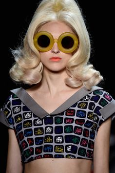 Jeremy Scott Collection 2016. Facesunglasses